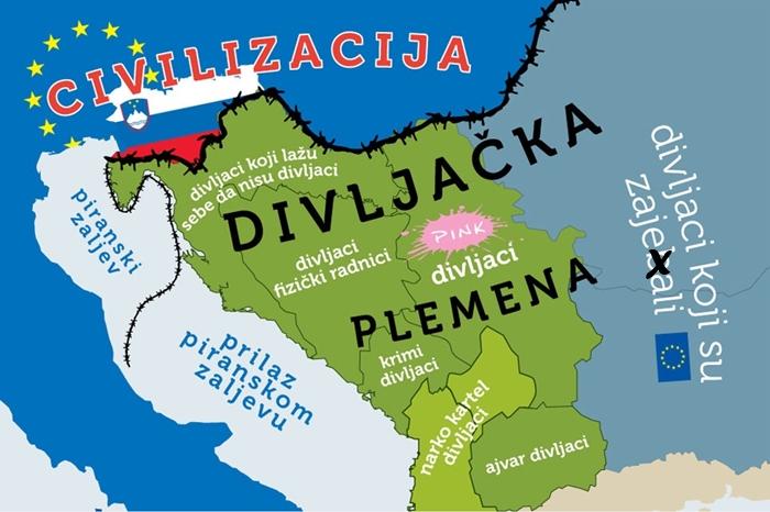 """Photo of """"Većina Balkanaca je retardirana, neodgovorna, obmanuta i financijski nepismena"""""""