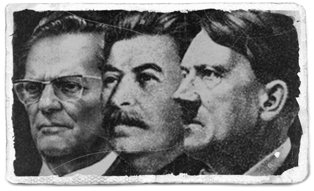 Photo of Zločinci i njihovi režimi: Tito uvršten na popis na kojem mu je i mjesto