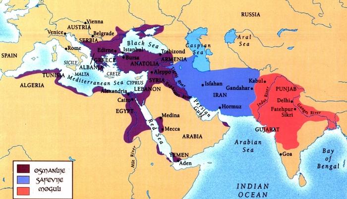 Photo of DOBA SULTANATA 950-1500 – Između Abbasijskog hilafeta i barutnih carstava