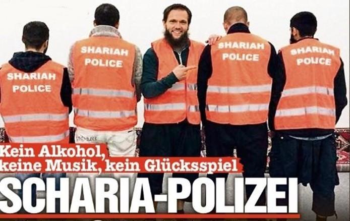 """Photo of NJEMAČKI SUD: """"Šerijatska policija"""" u Wuppertalu u skladu sa zakonom"""