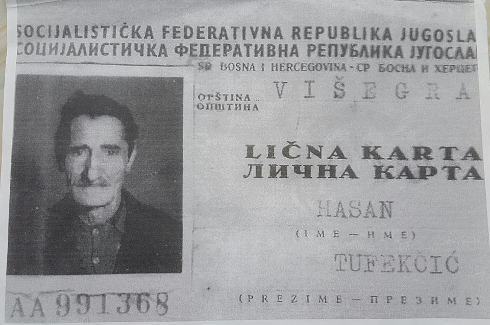 Photo of Znate li ko je Hasan Tufekčić