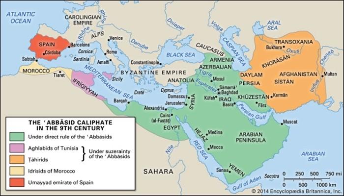 Photo of Abasije: razdoblje visoko razvijenog hilafeta (750-935) – Zlatno doba islamske civilizacije