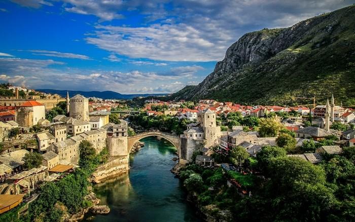 Photo of Mostar očima stranih putopisaca (1848): Zar mislite da možete izgraditi isti ovakav most