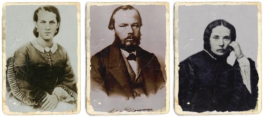Photo of Fjodor Mihajlovič Dostojevski: Žene koje su obeležile njegov život