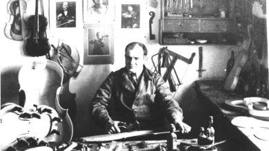 Photo of Nikola Vasić iz Zvornika – Svjetski poznati izrađivač violina