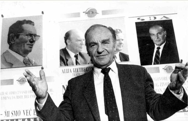 Photo of Odgovor Alije Izetbegovića (1995) na hrvatsko evropejstvo i bošnjačku prijetnju