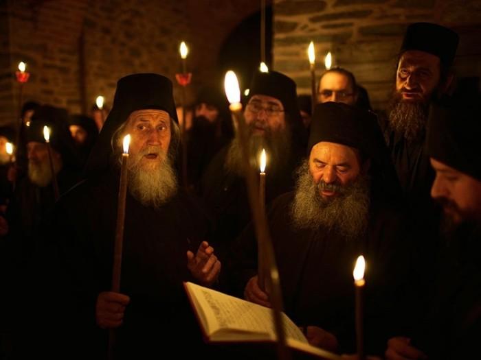 Monasi kršćani
