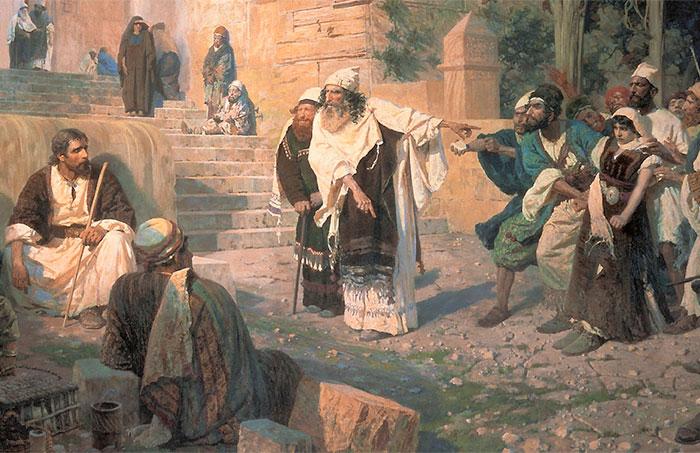 Photo of Krivotvorenje Biblije: Izmišljena biblijska priča o Isusu i ženi uhvaćenoj u preljubu