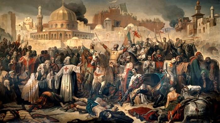 Photo of Na današnji dan 15. jula 1099. godine križari su osvojili Jerusalem
