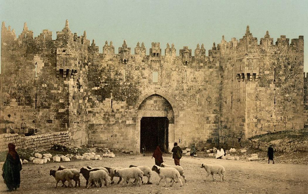 Photo of Fascinirajuće slike Palestine u boji potkraj 19. stoljeća