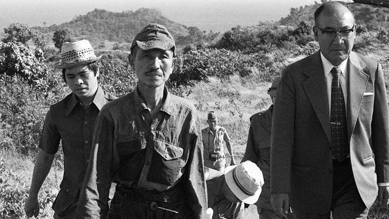 Photo of Hiro Onoda – Posljednji japanski vojnik iz II svjetskog rata, koji se predao 1974. godine