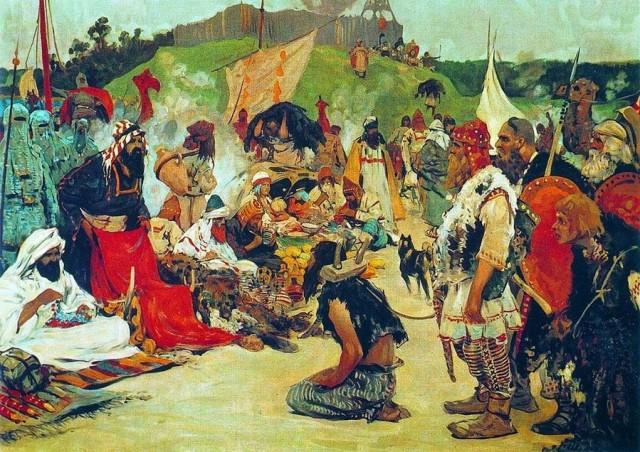 Photo of Evlija Čelebija i kanibalsko pleme sa Volge