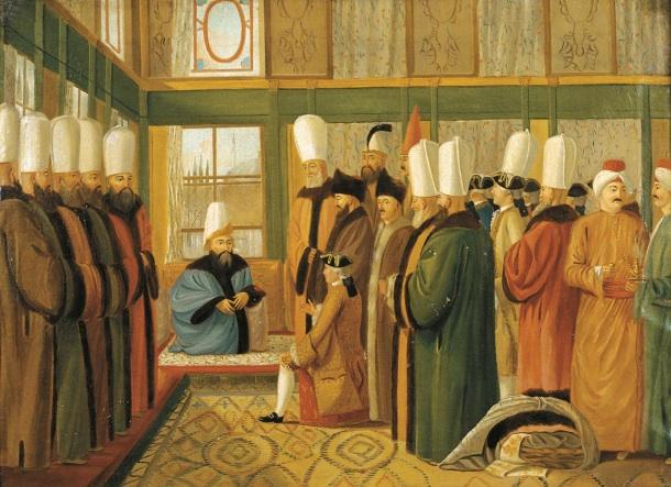 Photo of Abram Jehudi – Jevrejski učenjak na osmanskom dvoru