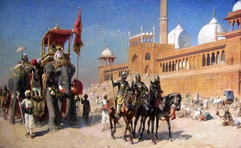 Photo of Mogulsko carstvo – Kratak historijski pregled
