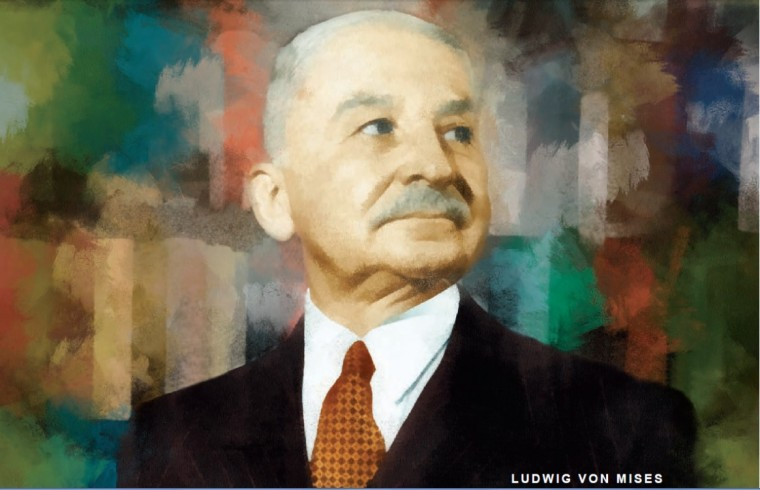 Photo of Ludwig von Mises: Kako kontrola cijena vodi u socijalizam