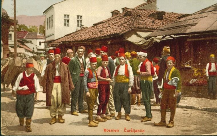 Photo of Enver Imamović – Slika Bosne s kraja 19. stoljeća