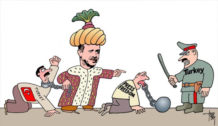 Photo of Da li će Turci krunisati Erdogana za diktatora