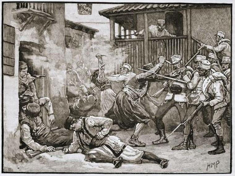 Photo of Herojska odbrana Sarajeva tokom austrougarske okupacije 1878.