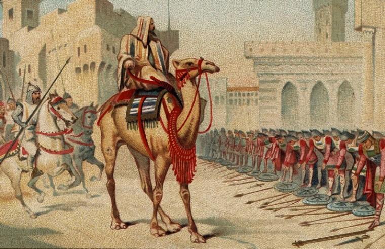 Photo of Omerov ulazak u Kuds (Jerusalem) i obećanje kršćanima i Jevrejima