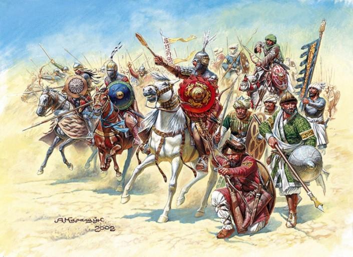 Photo of Arapi u povijesti: Perzijske pobune protiv halifa