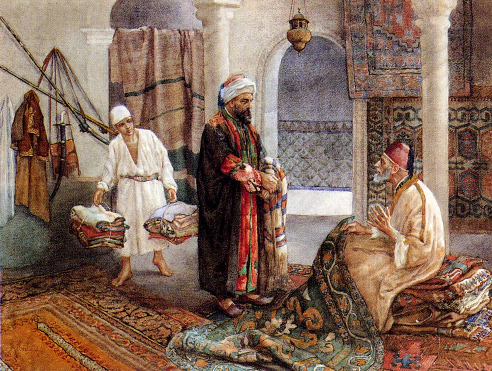 Photo of Rifa'a al-Tahtawi (1801-1873) – Vjersko službovanje je neproduktivna profesija