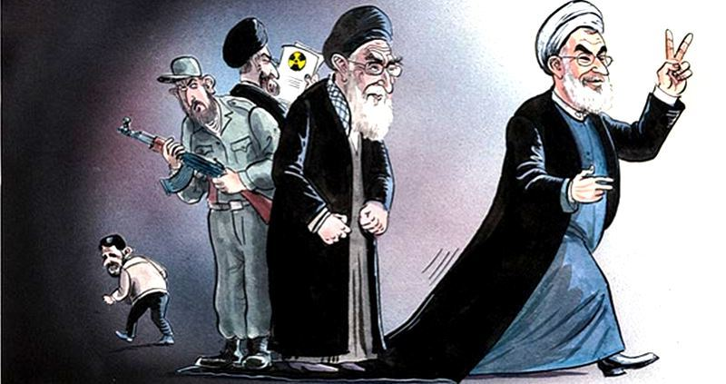 Photo of Protesti u Iranu: Dok je 'Vrhovnog lidera' bit će ustanaka i nemira