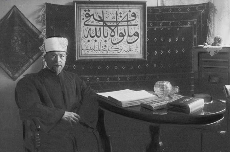 Photo of Dr. Jakub Szynkiewicz (1884-1966), prvi muftija muslimana Poljske
