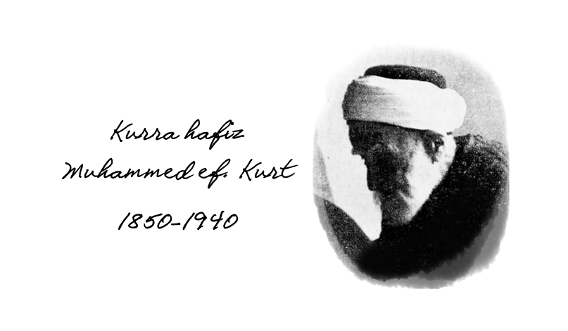 Photo of Mostarski kurra hafiz Muhamed ef. Kurt (1850-1940)