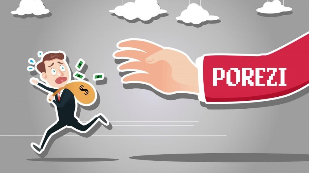 Photo of Na neto plaću od 1000 KM državi se plati 726 KM doprinosa i poreza