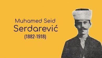 Photo of Na današnji dan 26. maja 1918. umro je Muhamed Seid Serdarević