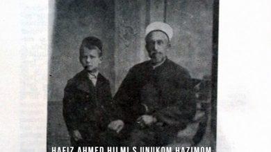 Photo of Čuveni gradačački hafiz Ahmed Hilmi (1858-1934)