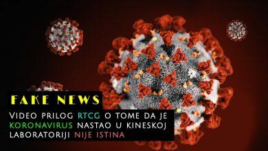 """Photo of Video o """"laboratorijskom razvoju koronavirusa"""" je FAKE NEWS"""