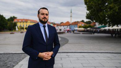 Photo of Admir Čavalić: Jedini kandidat u Tuzli koji se odrekao svih naknada