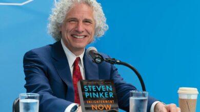 Photo of Steven Pinker: Svijet je ljepše mjesto nego što se čini